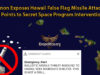 QAnon Exposes Hawaii False Flag Missile Attack & Points to Secret Space Program Intervention