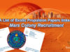 DIA List of Exotic Propulsion Papers linked to Mars Colony Recruitment