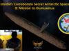 Navy Insiders Corroborate Secret Antarctic Space Fleet & Mission to Oumuamua