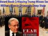 Woodward Book Critiquing Trump Misses Secret Military Plan to Dismantle Deep State
