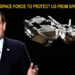 Do We Need Space Force to Protect us from Space Pirates?