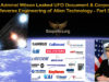 The Admiral Wilson Leaked UFO Document & Corporate Reverse Engineering of Alien Technology