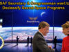 USAF Secretary & Congressman want to Declassify Secret Space Programs