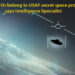 Tic Tac UFOs belong to USAF secret space program says Intelligence Specialist